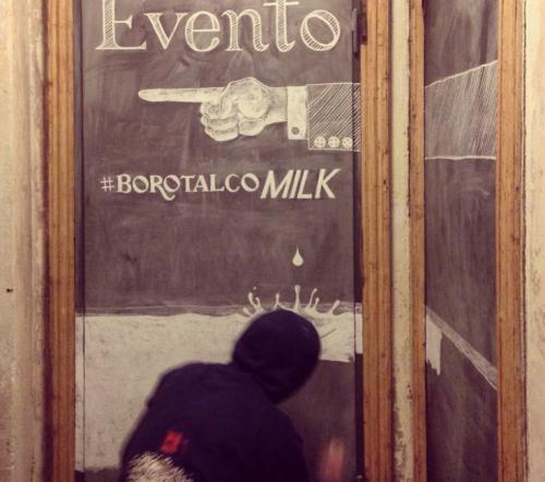 Borotalco | in progress 2