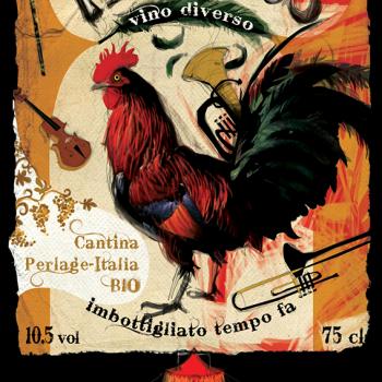 Circo Paniko | etichetta vino Faseulus 2