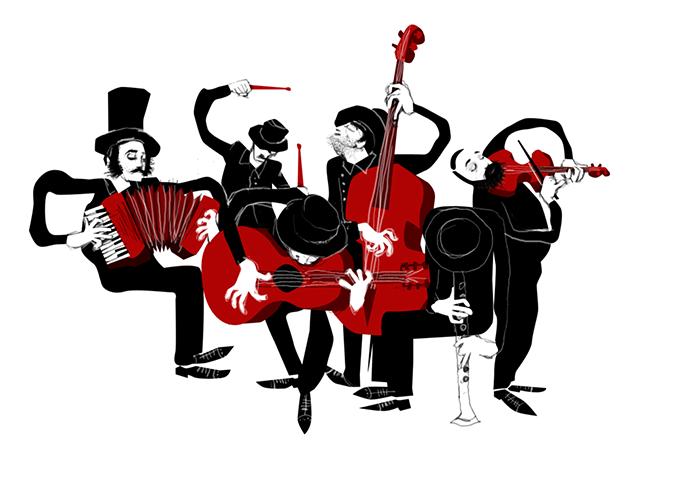 Circo Paniko | la banda