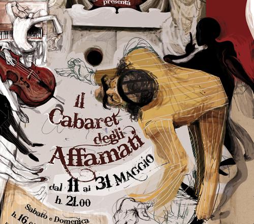 Circo Paniko | Cabaret degli Affamati | 2014