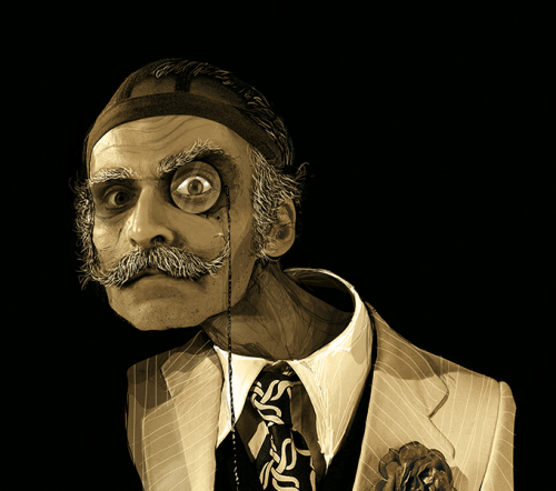 CIRCO PANIKO nonno Ostiglio