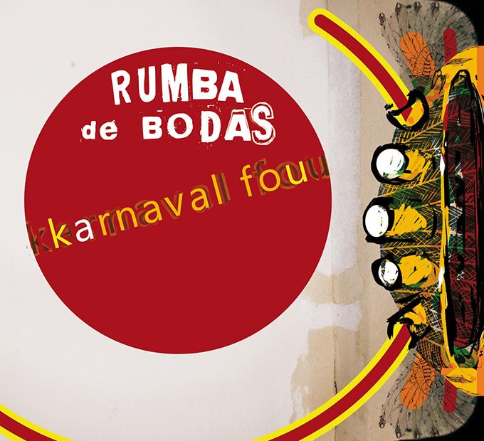 RUMBA de BODAS pack 1 cover