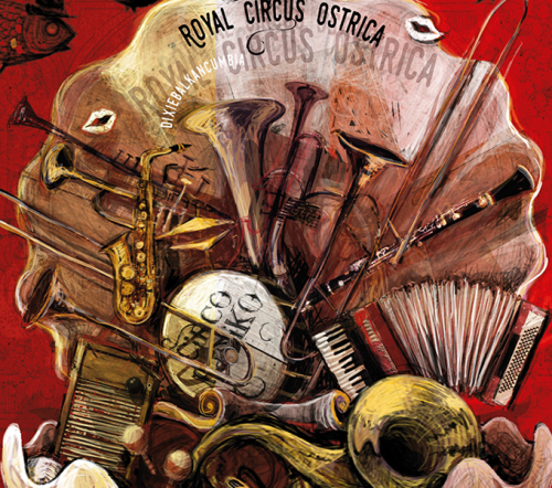 Royal Circus Ostrica | front album