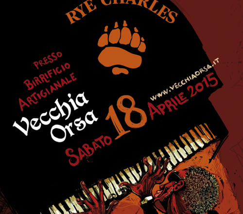 Vecchia Orsa | new beer launch Rye Charles