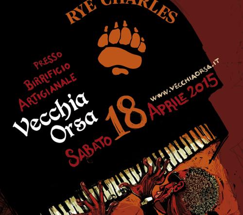 Vecchia Orsa | new beer launch Rye Charles